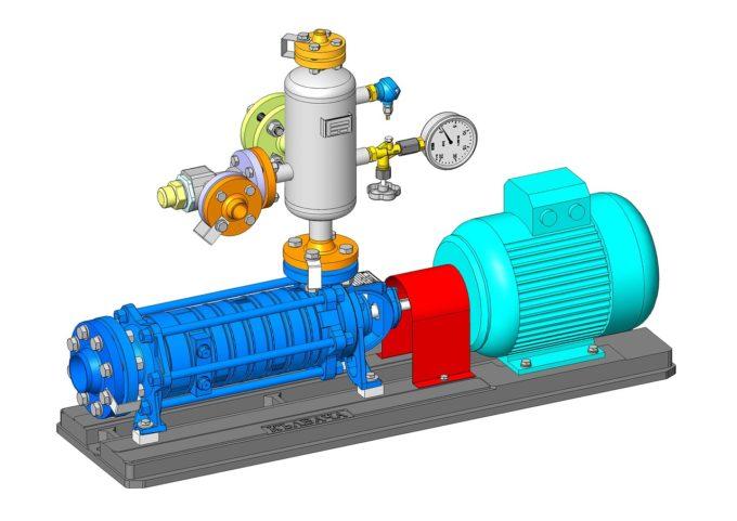 【日機装 DCS-100NX】除水ポンプの分解方法【動画あり】